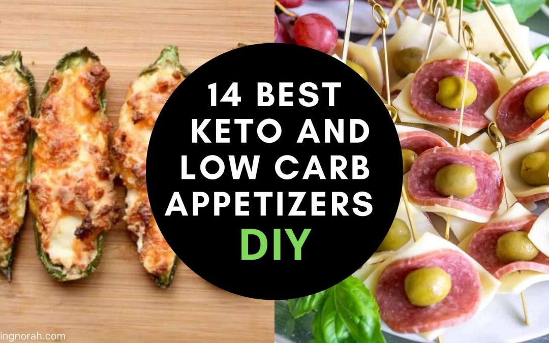 14 Best Keto And Low Carb Appetizers For Party